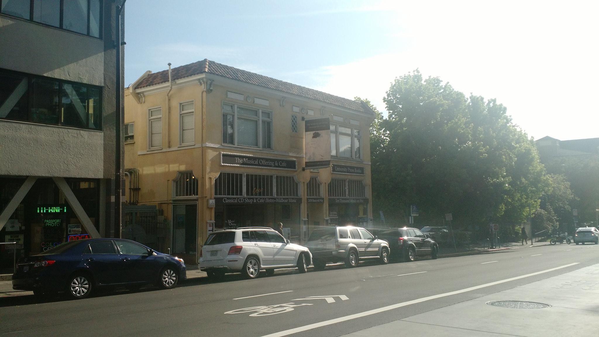 Lindgren S Coffee Cafe Berkeley Ca