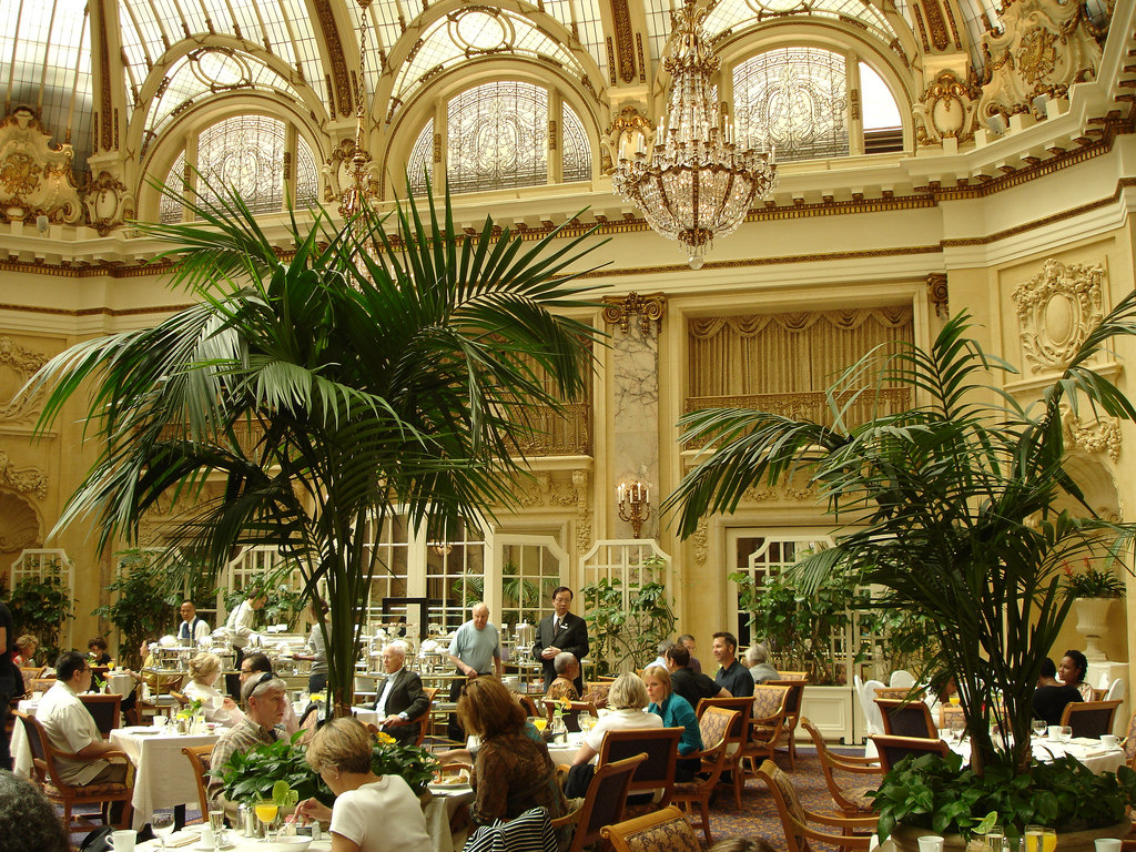 The Garden Court at the Palace Hotel © Lyn Gateley/flickr