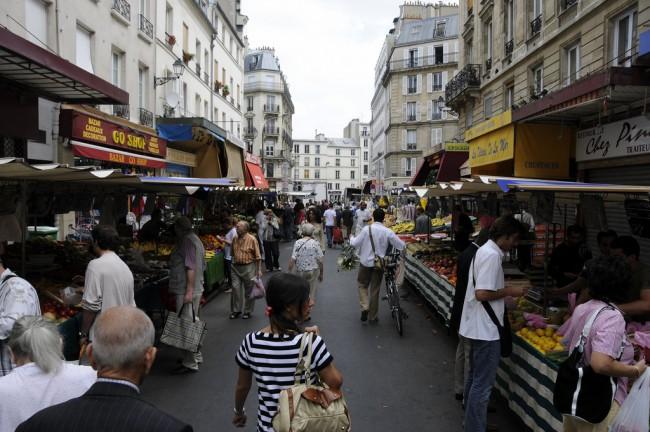 Marché d'Aligre   © Jesús Gorriti/Flickr