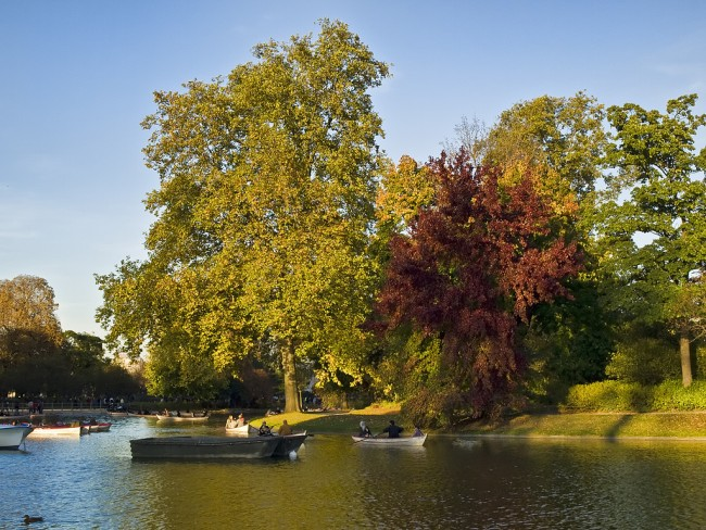Bois de Vincennes   © stephane martin/Flickr
