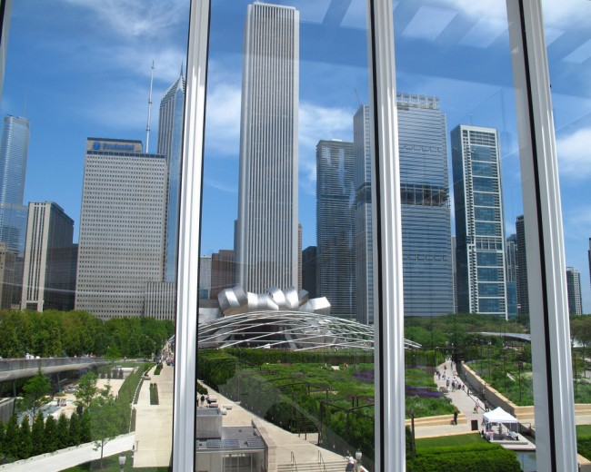 View from the Art Institute of Chicago | © JohnPickenPhoto/Flickr