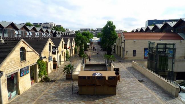 Bercy Village  ©jean-louis Zimmerman/Flickr