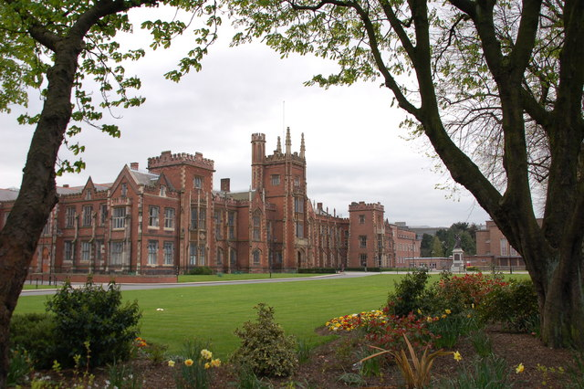 Queen's University, Belfast © Albert Bridge/Geograph