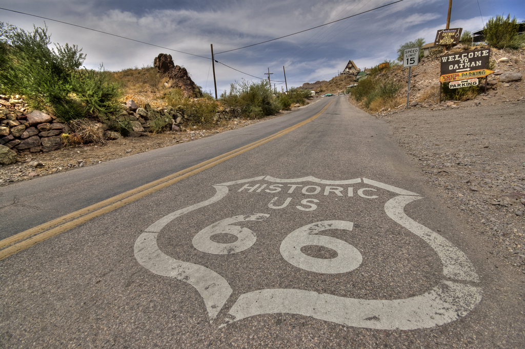 Route 66 | @Vicente Villamón / Flickr