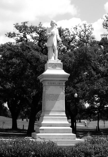 Dick Dowling Statue | © Patrick Feller/Flickr
