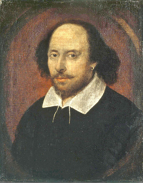 The so called Shakespearean Language was comprising many words that are still used today   National Portrait Gallery/WikiCommons