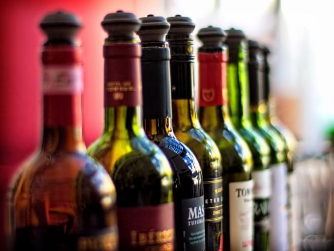 Italian Wine |©Alex Brown/Flickr