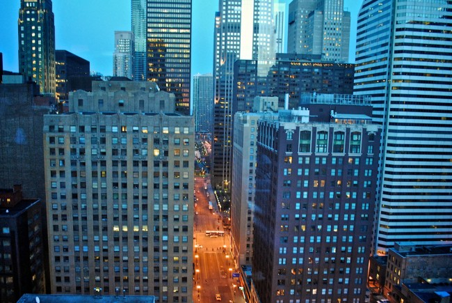 View from the ROOF | © Nicole Yeary/Flickr