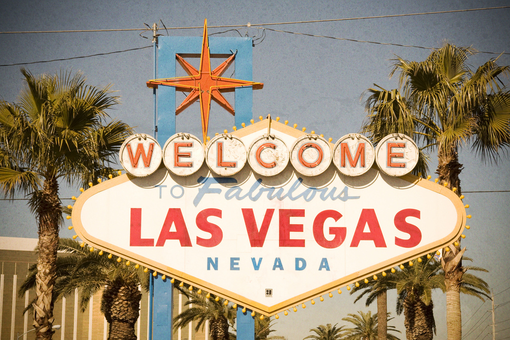 Welcome to Las Vegas | ©ADTeasdale /Flickr