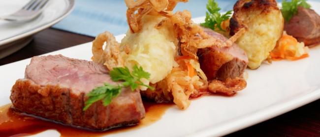 50 West Bistro's cuisine | Courtesy 50 West Bistro