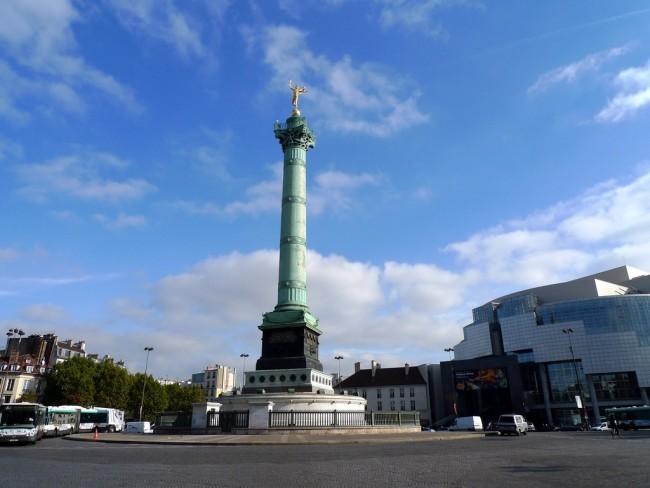 Place de la Bastille   © jean-louis Zimmermann/Flickr