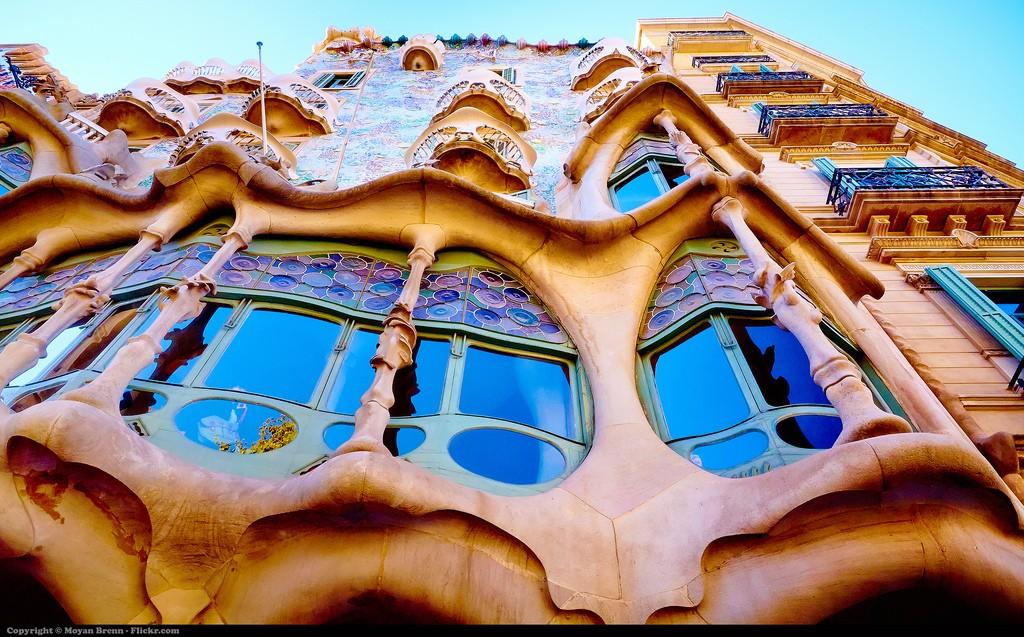 Casa Batlló | © Moyan Brenn/Flickr
