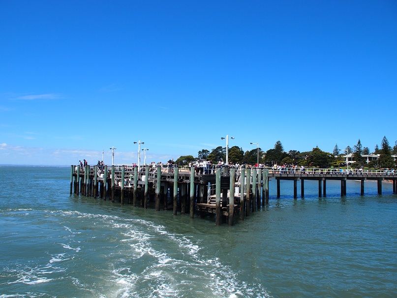 Pier in Cowes, ©Paul Arps, Flickr