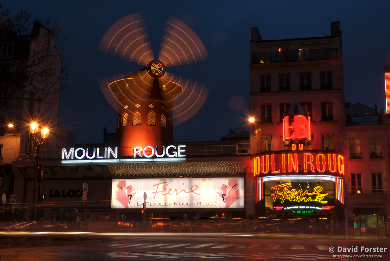 Moulin Rouge | © David Forster/Flickr
