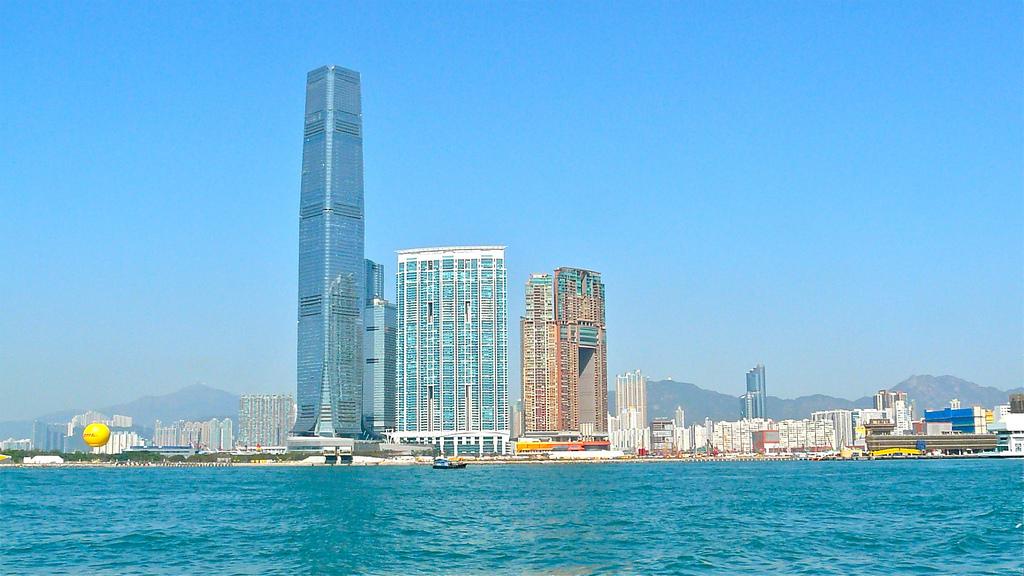 international commerce centre hong kong pdf