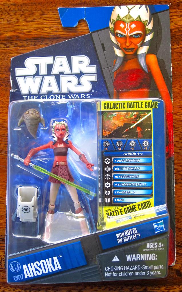 Star Wars figure   ⓒdavidd/Flickr