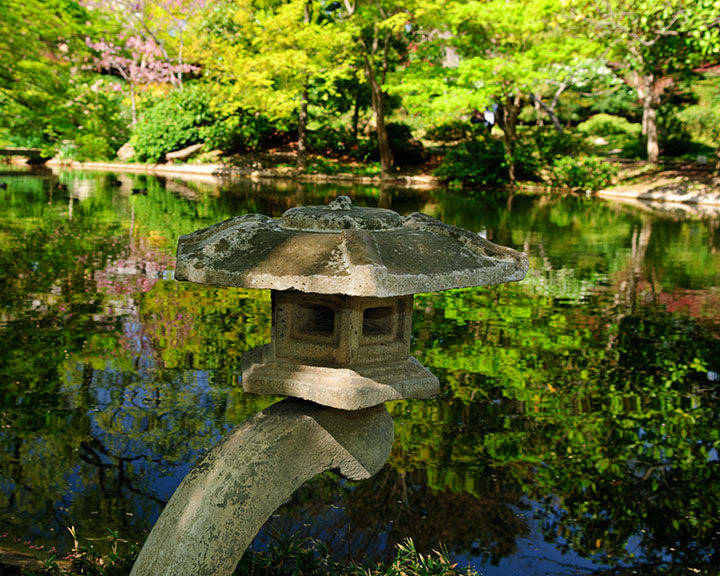 Japanese Garden | ©Mike Fisher/Flickr