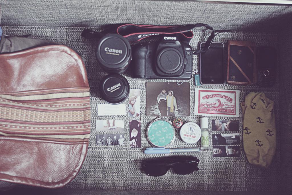Travel Packing | ©Lindsay Stanford/Flickr
