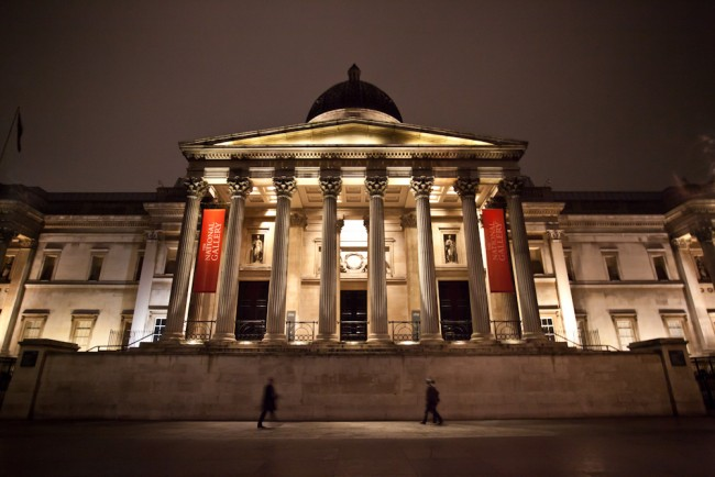 National Gallery | © Tom Godber/Flickr