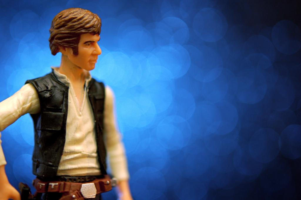 Han Solo   ⓒJD Hancock/Flickr