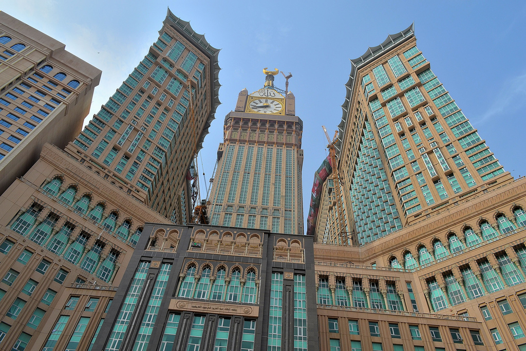 Makkah Royal Clock Tower Hotel   ©Gigi-dreams / Flickr