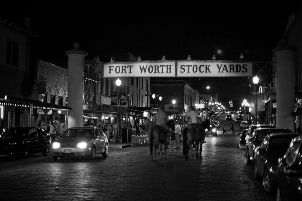 Fort Worth Stock Yards | © Lars Plougmann/Flickr