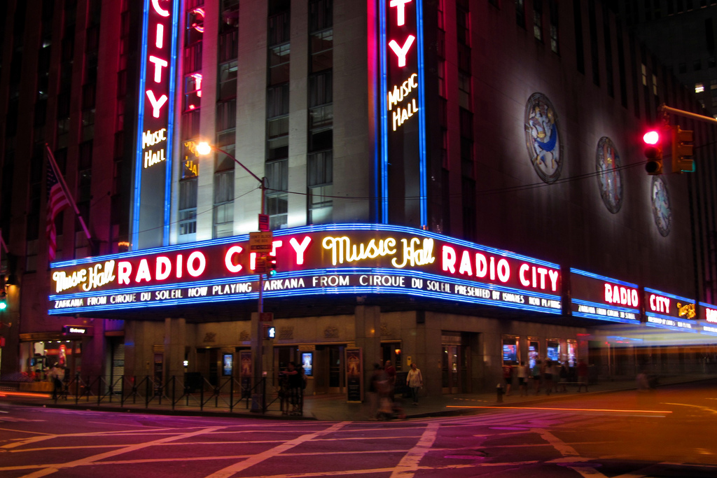 Radio City | © Loozrboy / Flickr