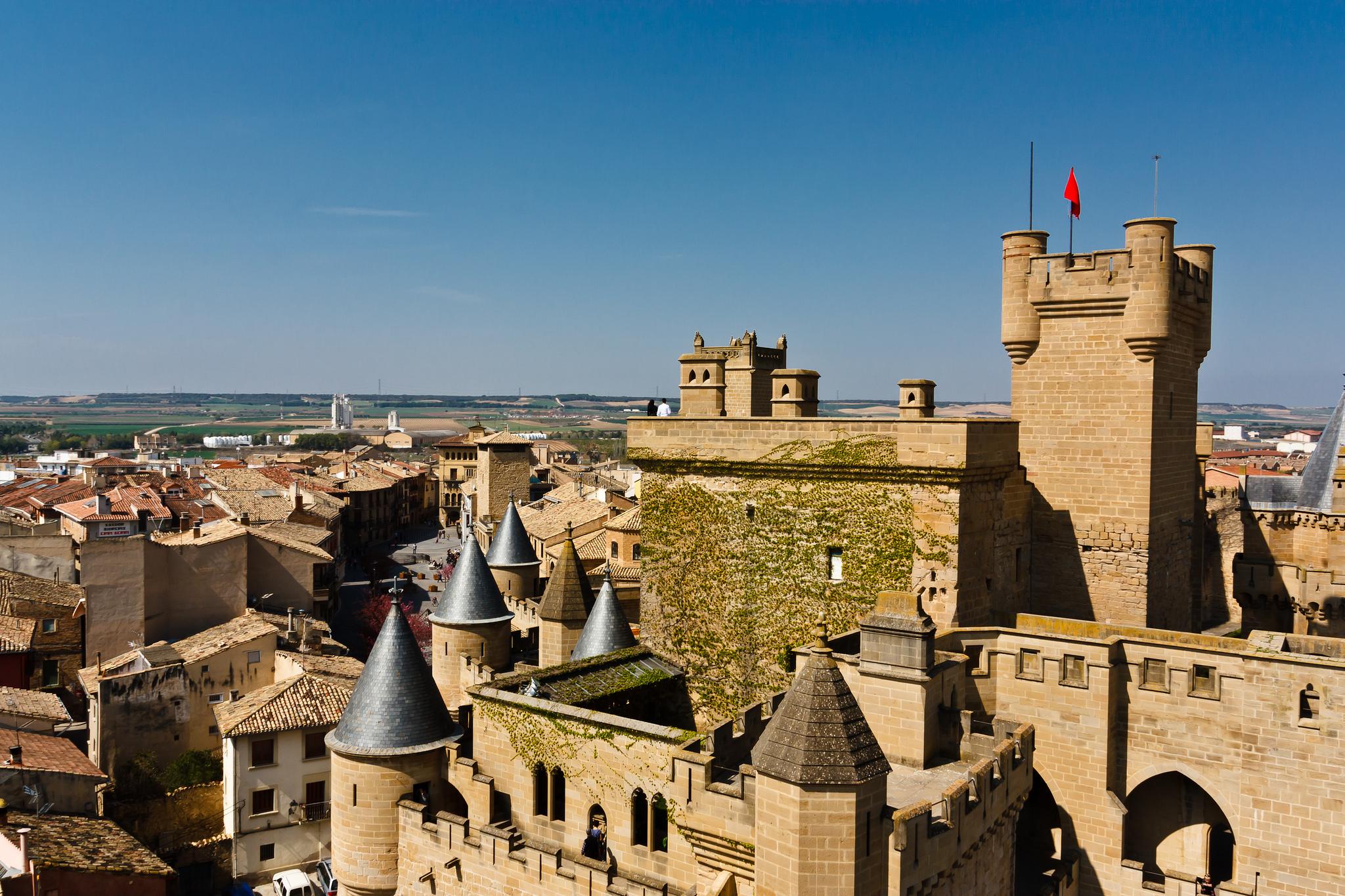 Castillo de Olite | © César Viteri Ramirez/Flickr