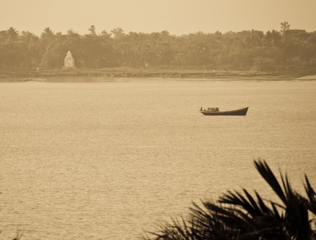 A view of Raichak and the Hooghly River | © Abhijit Singh / Flickr
