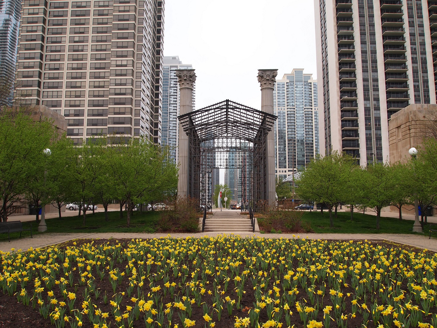 top 10 beautiful gardens to escape to in chicago