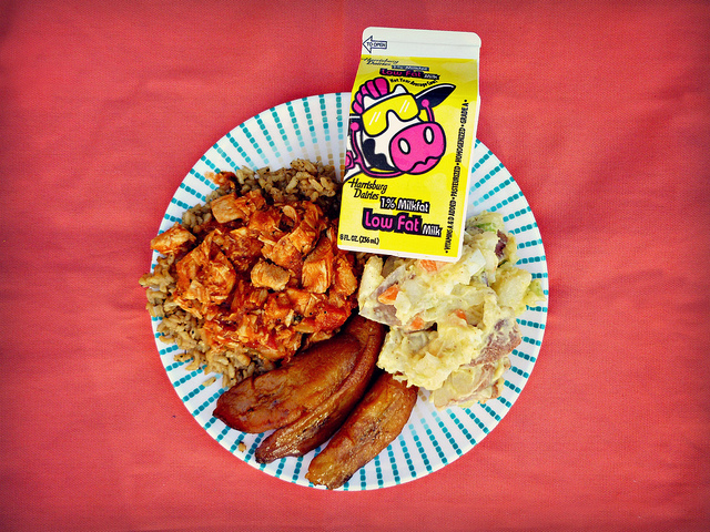 Panamanian food | © DC Central Kitchen/Flickr