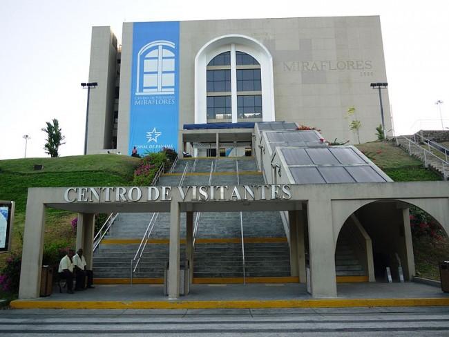 Miraflores Visitor Center | © Youngiovani/WikiCommons