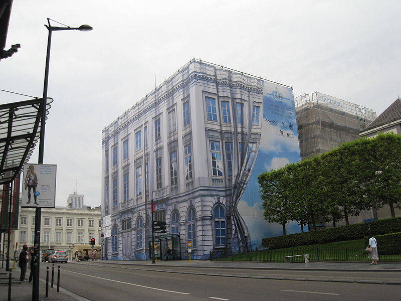 Magritte Museum | © Wasily/WikimediaCommons