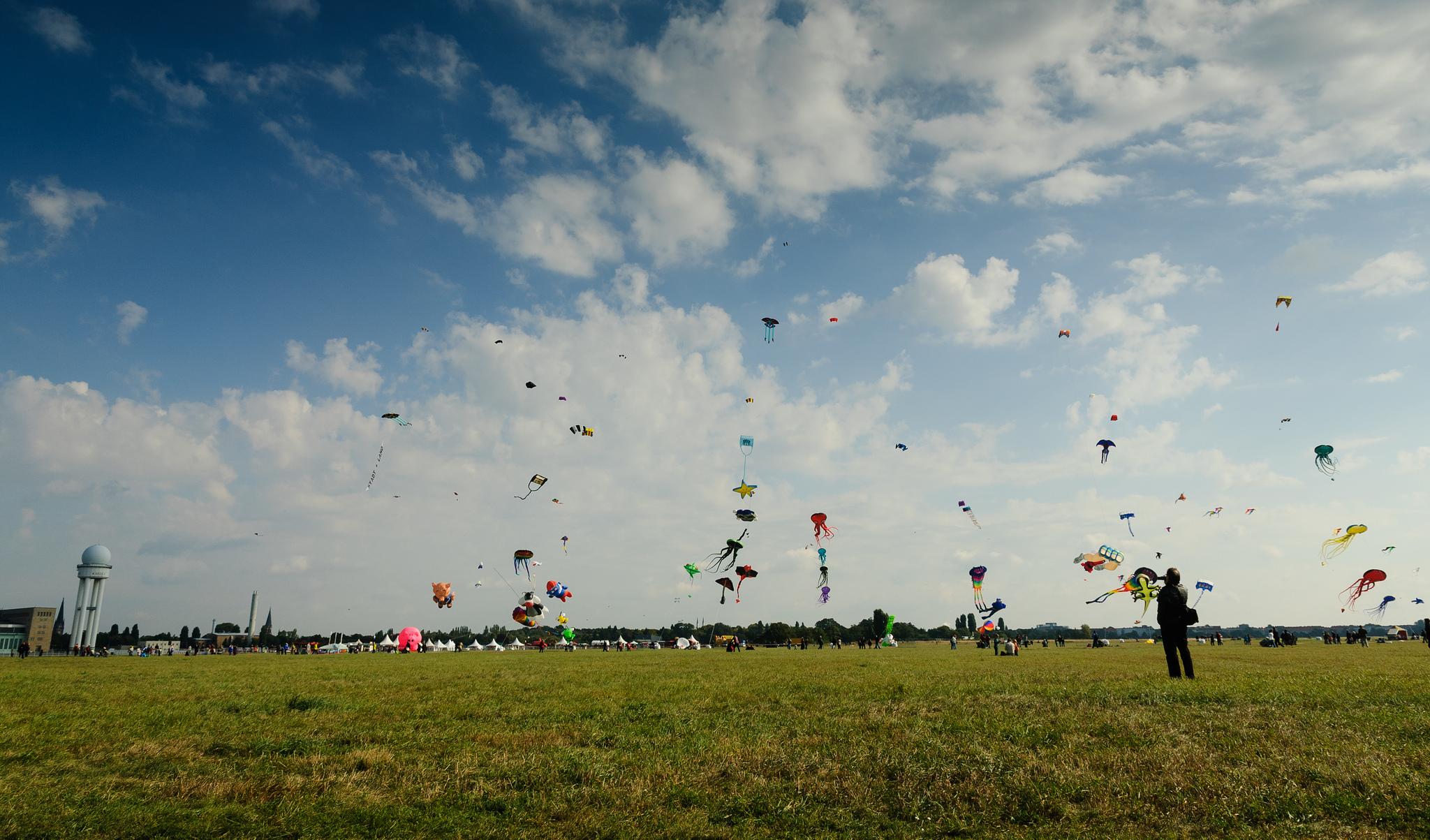 Drachenfest |© Axel Kuhlmann / Flickr