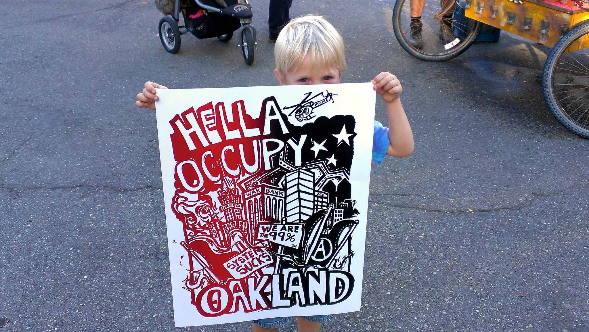 Hella in use in the Bay Area © Zach Copley/flickr