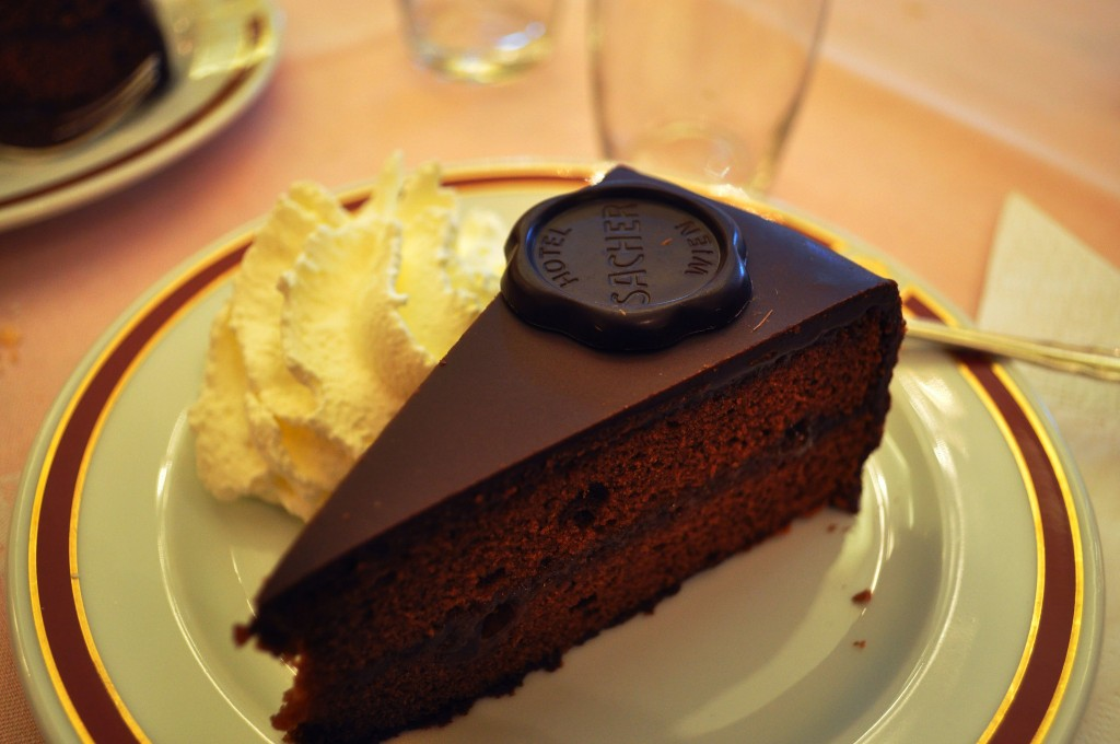 Sachertorte | © Kelly Schott / Flickr