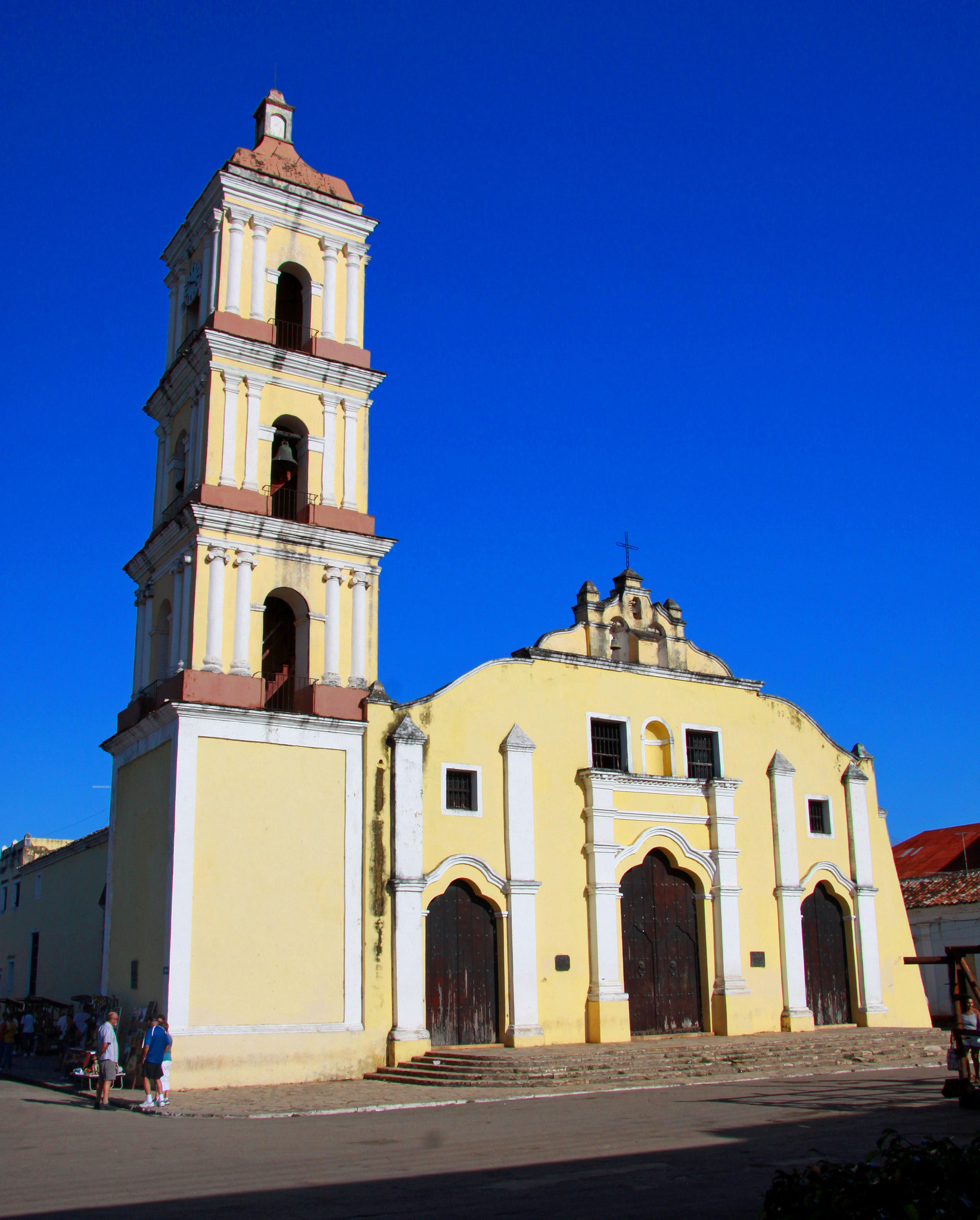 La Parroquia de San Juan Bautista, Remedios | © Guillaume Baviere/Flickr