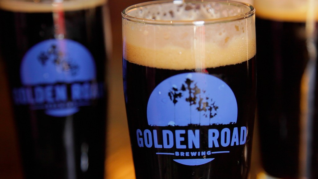 Golden Road Brewing ©L.A. Foodie