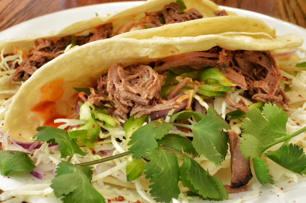 Brisket Tacos | © jeffreyw/Flickr