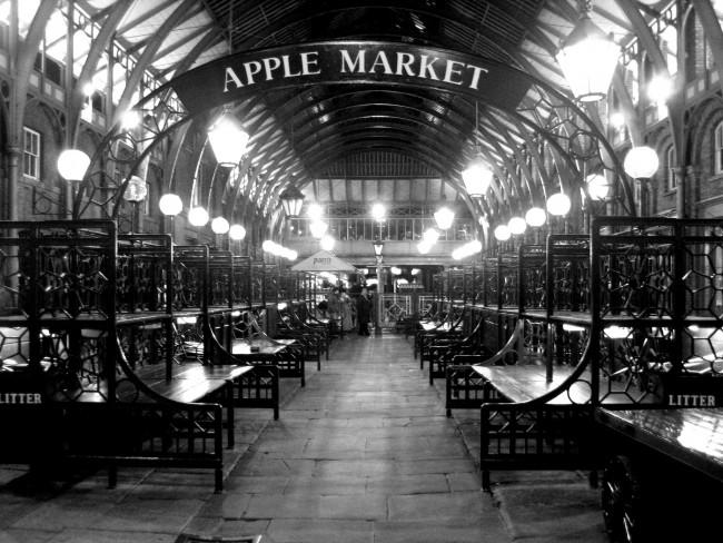 Covent Garden Market |© Lukes_photos/Flickr