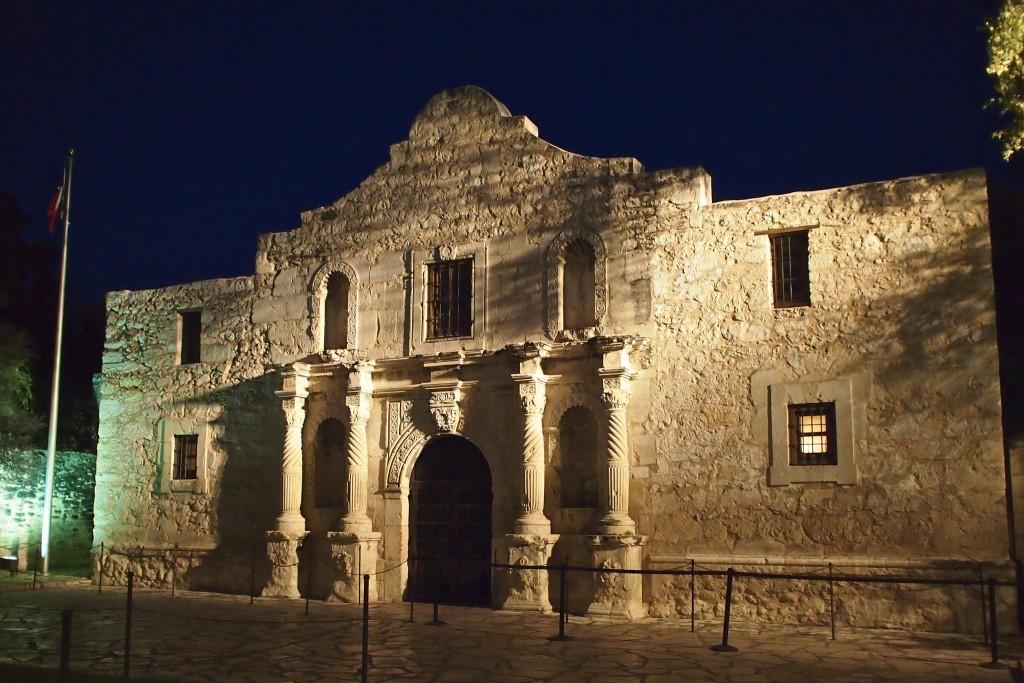 The Alamo   © Geoff Livingston/Flickr