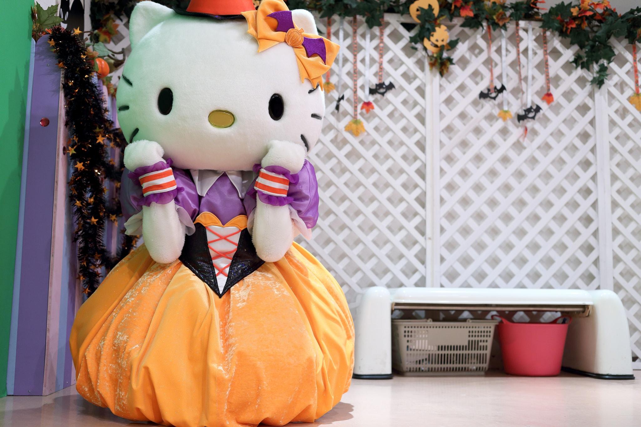 Hello Kitty in Tokyo