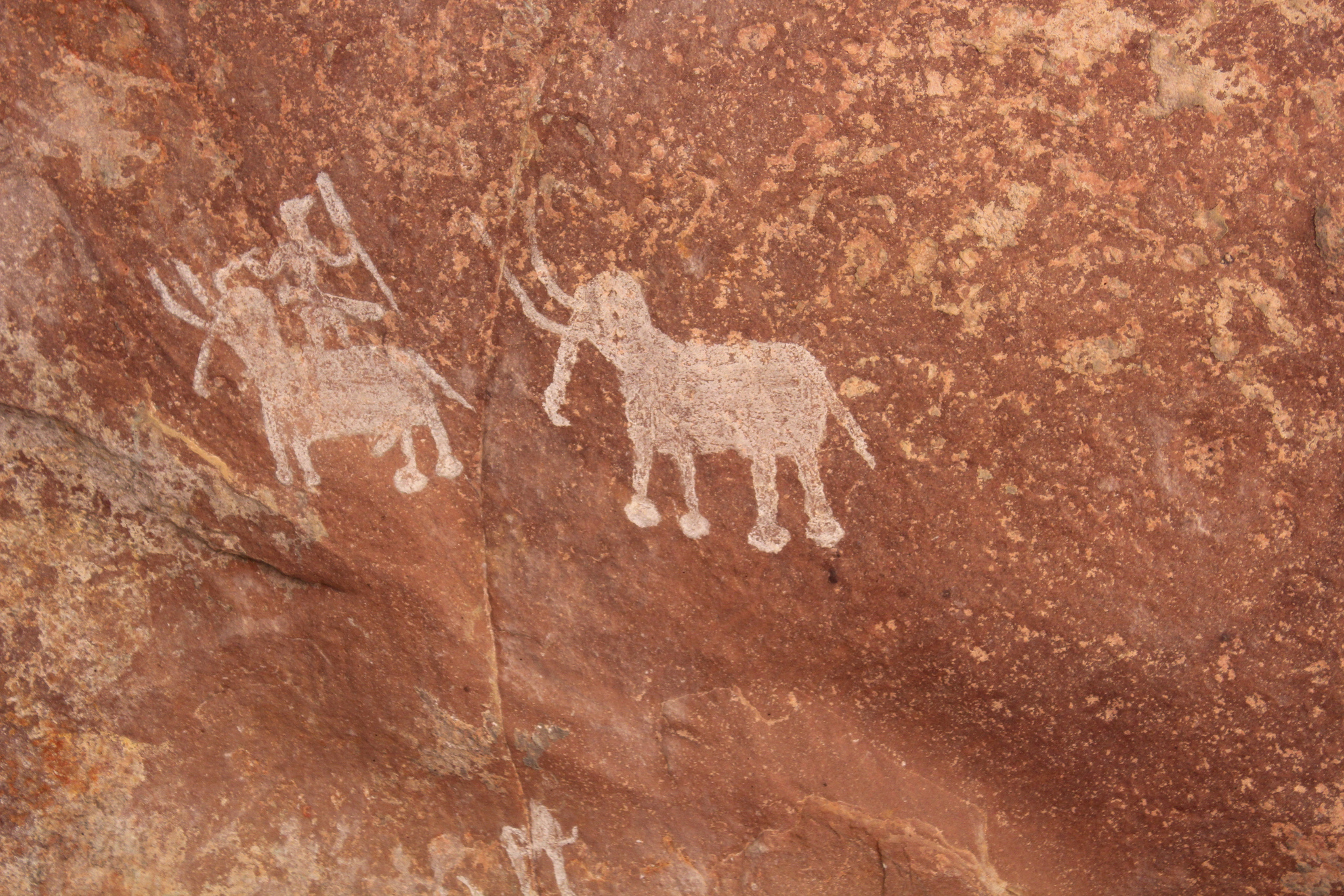 Bhimbetka Rock Shelters India S Oldest Human Art