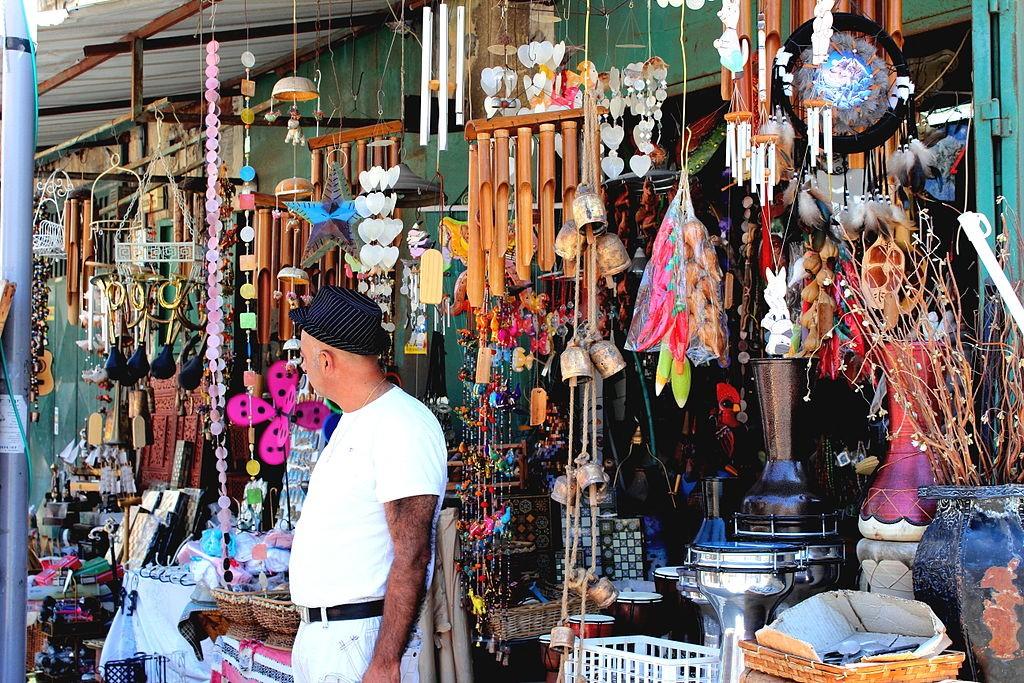9 Flea Markets And Thrift Stores In Tel Aviv