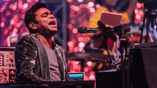 A.R. Rahman/©OML Entertainment Pvt. Ltd. /WikiCommons