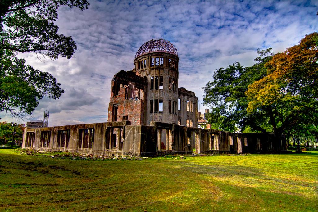 10 Cultural Landmarks Destroyed By War