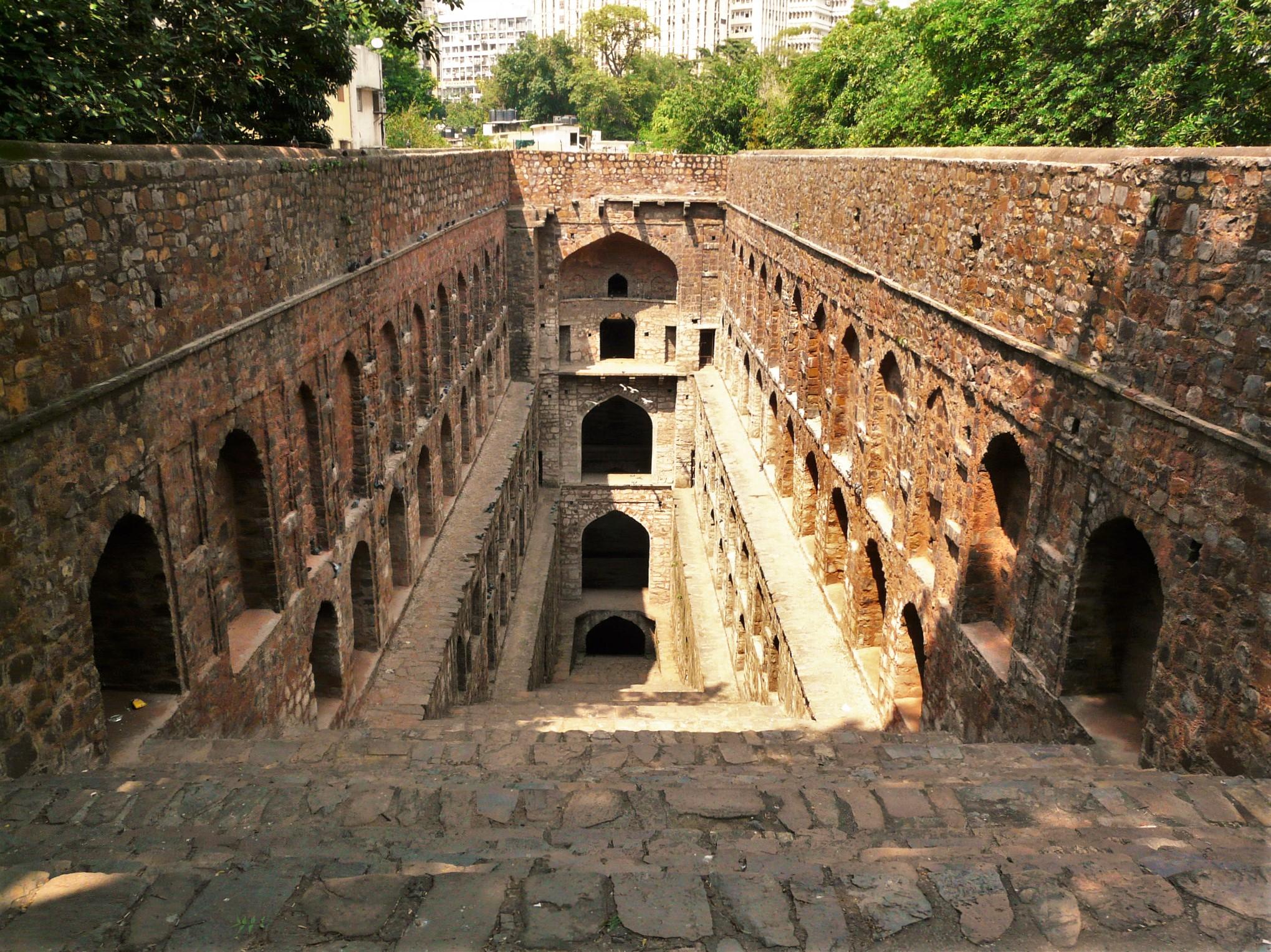 Agrasen ki Baoli | © Varun Shiv Kapur / Flickr