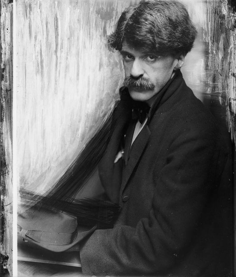 Alfred Stieglitz in 1902| © Gertrude Käsebier/wikicommons