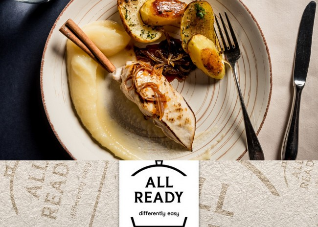 All Ready Dining | Courtesy of All Ready
