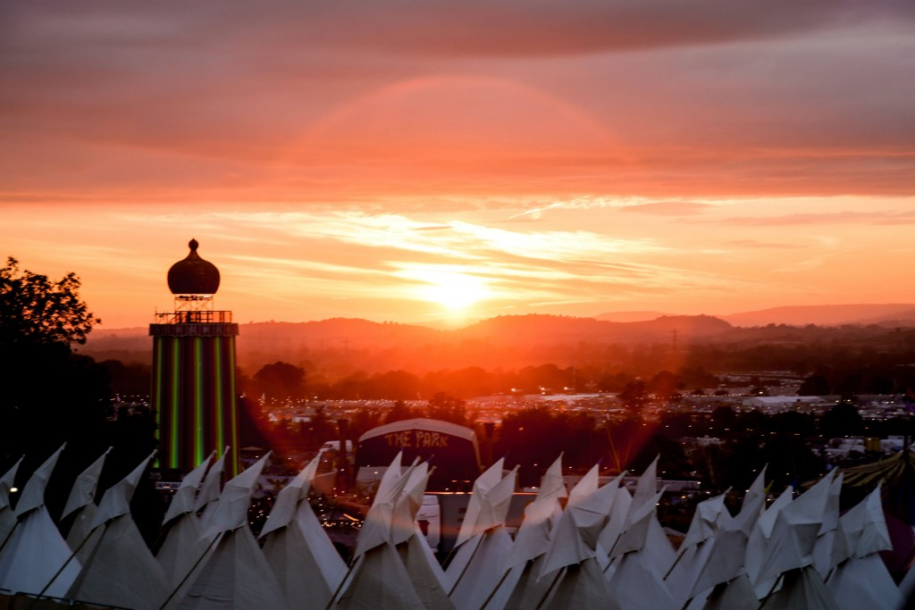 Glastonbury Festival | © Anna Barclay